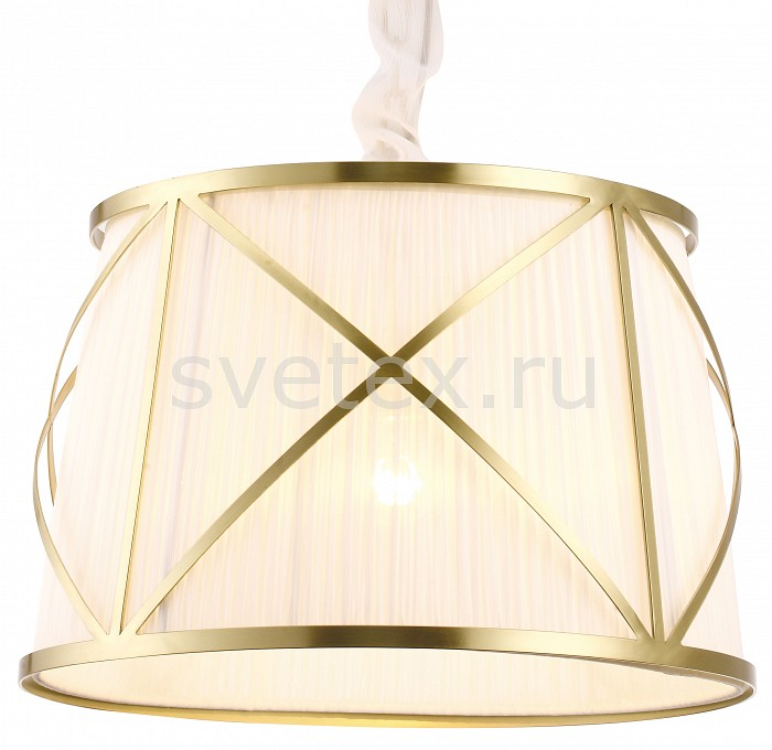 Фото Подвесной светильник Arte Lamp Vitruvio A2805SP-1WH