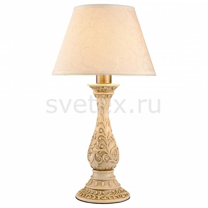 Фото Настольная лампа Arte Lamp E27 220В 40Вт Ivory A9070LT-1AB