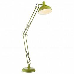 Торшер GloboМеталлический плафон<br>Артикул - GB_58314,Бренд - Globo (Австрия),Коллекция - Conny,Гарантия, месяцы - 24,Высота, мм - 2170,Тип лампы - компактная люминесцентная [КЛЛ] ИЛИнакаливания ИЛИсветодиодная [LED],Общее кол-во ламп - 1,Напряжение питания лампы, В - 220,Максимальная мощность лампы, Вт - 60,Лампы в комплекте - отсутствуют,Цвет плафонов и подвесок - зеленый,Тип поверхности плафонов - матовый,Материал плафонов и подвесок - металл,Цвет арматуры - зеленый,Тип поверхности арматуры - матовый,Материал арматуры - металл,Тип цоколя лампы - E27,Класс электробезопасности - II,Степень пылевлагозащиты, IP - 20,Диапазон рабочих температур - комнатная температура,Дополнительные параметры - поворотный светильник<br>