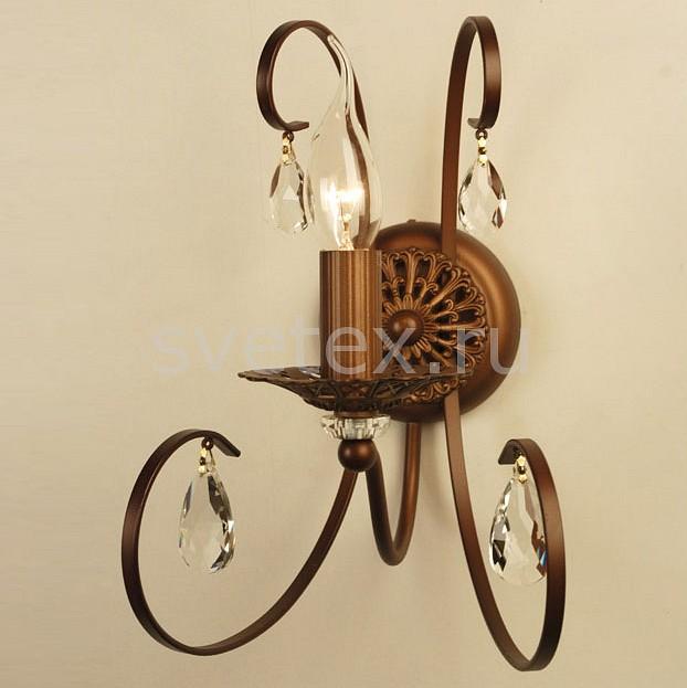 Бра CitiluxС 1 лампой<br>Артикул - CL411311,Бренд - Citilux (Дания),Коллекция - Марлен,Гарантия, месяцы - 24,Время изготовления, дней - 1,Ширина, мм - 180,Высота, мм - 280,Выступ, мм - 210,Тип лампы - компактная люминесцентная [КЛЛ] ИЛИнакаливания ИЛИсветодиодная [LED],Общее кол-во ламп - 1,Напряжение питания лампы, В - 220,Максимальная мощность лампы, Вт - 60,Лампы в комплекте - отсутствуют,Цвет плафонов и подвесок - неокрашенный,Тип поверхности плафонов - прозрачный,Материал плафонов и подвесок - хрусталь,Цвет арматуры - коричневый,Тип поверхности арматуры - глянцевый,Материал арматуры - металл,Возможность подлючения диммера - можно, если установить лампу накаливания,Форма и тип колбы - свеча ИЛИ свеча на ветру,Тип цоколя лампы - E14,Класс электробезопасности - I,Степень пылевлагозащиты, IP - 20,Диапазон рабочих температур - комнатная температура,Дополнительные параметры - светильник предназначен для использования со скрытой проводкой<br>