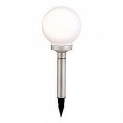 Наземный низкий светильник GloboНизкие<br>Артикул - GB_3377,Бренд - Globo (Австрия),Коллекция - Solar,Гарантия, месяцы - 24,Время изготовления, дней - 1,Высота, мм - 650,Диаметр, мм - 250,Размер упаковки, мм - 210x210x210,Тип лампы - светодиодная [LED],Общее кол-во ламп - 4,Напряжение питания лампы, В - 2,Максимальная мощность лампы, Вт - 0.07,Лампы в комплекте - светодиодные [LED],Цвет плафонов и подвесок - белый,Тип поверхности плафонов - матовый,Материал плафонов и подвесок - полимер,Цвет арматуры - белый,Тип поверхности арматуры - матовый,Материал арматуры - полимер,Класс электробезопасности - III,Степень пылевлагозащиты, IP - 44<br>