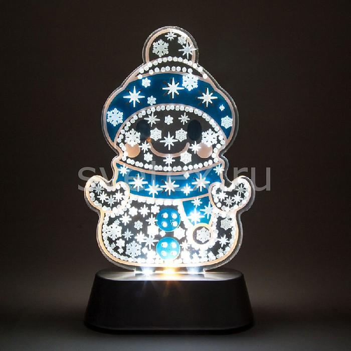 Фото Дед Мороз световой Feron 13 см x 18.5 см x 5 см LT099