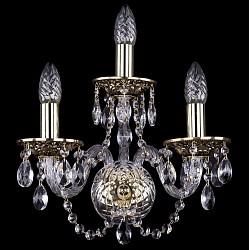 Бра Bohemia Ivele CrystalБолее 1 лампы<br>Артикул - BI_1600_3_GB,Бренд - Bohemia Ivele Crystal (Чехия),Коллекция - 1600,Гарантия, месяцы - 24,Высота, мм - 340,Размер упаковки, мм - 250x180x170,Тип лампы - компактная люминесцентная [КЛЛ] ИЛИнакаливания ИЛИсветодиодная [LED],Общее кол-во ламп - 3,Напряжение питания лампы, В - 220,Максимальная мощность лампы, Вт - 40,Лампы в комплекте - отсутствуют,Цвет плафонов и подвесок - неокрашенный,Тип поверхности плафонов - прозрачный,Материал плафонов и подвесок - хрусталь,Цвет арматуры - золото черненое, неокрашенный,Тип поверхности арматуры - глянцевый, прозрачный, рельефный,Материал арматуры - латунь, стекло,Возможность подлючения диммера - можно, если установить лампу накаливания,Форма и тип колбы - свеча ИЛИ свеча на ветру,Тип цоколя лампы - E14,Класс электробезопасности - I,Общая мощность, Вт - 120,Степень пылевлагозащиты, IP - 20,Диапазон рабочих температур - комнатная температура,Дополнительные параметры - способ крепления светильника на стене – на монтажной пластине, светильник предназначен для использования со скрытой проводкой<br>