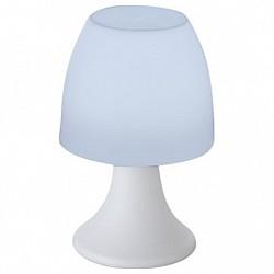 Настольная лампа GloboСтеклянный плафон<br>Артикул - GB_28032-12,Бренд - Globo (Австрия),Коллекция - TL Kunststoff,Гарантия, месяцы - 24,Высота, мм - 190,Диаметр, мм - 123,Тип лампы - светодиодная [LED],Общее кол-во ламп - 6,Напряжение питания лампы, В - 4.5,Максимальная мощность лампы, Вт - 0.06,Лампы в комплекте - светодиодные [LED],Цвет плафонов и подвесок - белый,Тип поверхности плафонов - матовый,Материал плафонов и подвесок - стекло,Цвет арматуры - белый,Тип поверхности арматуры - матовый,Материал арматуры - металл,Класс электробезопасности - II,Степень пылевлагозащиты, IP - 20,Диапазон рабочих температур - комнатная температура<br>