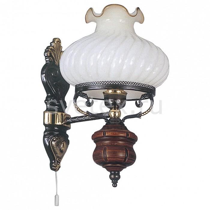 Бра Reccagni AngeloДеревянные<br>Артикул - RA_A_760_1,Бренд - Reccagni Angelo (Италия),Коллекция - 760,Гарантия, месяцы - 24,Высота, мм - 280,Выступ, мм - 200,Тип лампы - компактная люминесцентная [КЛЛ] ИЛИнакаливания ИЛИсветодиодная [LED],Общее кол-во ламп - 1,Напряжение питания лампы, В - 220,Максимальная мощность лампы, Вт - 40,Лампы в комплекте - отсутствуют,Цвет плафонов и подвесок - белый с каймой,Тип поверхности плафонов - матовый, рельефный,Материал плафонов и подвесок - стекло,Цвет арматуры - бронза темная, коричневый,Тип поверхности арматуры - матовый, рельефный,Материал арматуры - дерево, латунь,Количество плафонов - 1,Наличие выключателя, диммера или пульта ДУ - выключатель шнуровой,Возможность подлючения диммера - можно, если установить лампу накаливания,Тип цоколя лампы - E14,Класс электробезопасности - I,Степень пылевлагозащиты, IP - 20,Диапазон рабочих температур - комнатная температура,Дополнительные параметры - способ крепления светильника на стене – на монтажной пластине, светильник предназначен для использования со скрытой проводкой, стиль кантри<br>