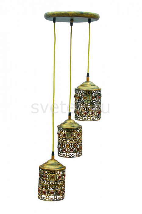 Фото Подвесной светильник Favourite Marocco 2312-3P1
