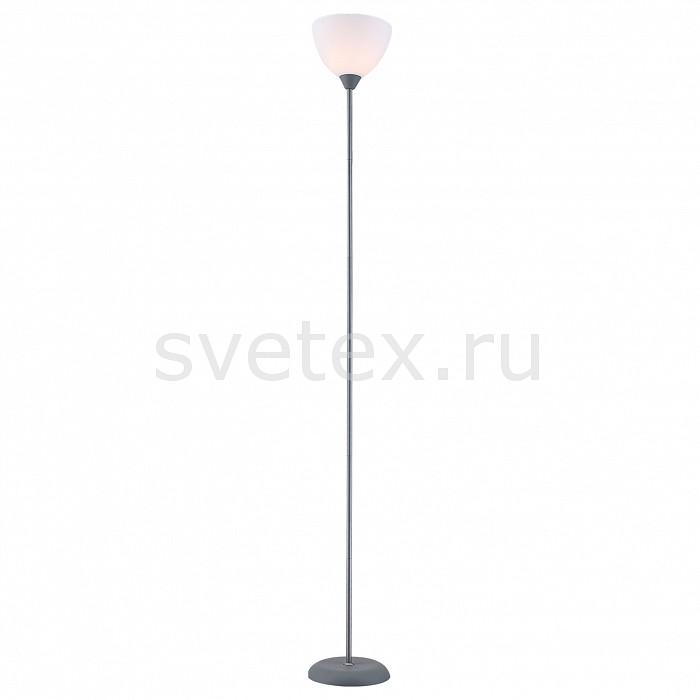 Торшер GloboС абажуром<br>Артикул - GB_59943,Бренд - Globo (Австрия),Коллекция - Triton I,Гарантия, месяцы - 24,Высота, мм - 1800,Диаметр, мм - 250,Размер упаковки, мм - 260х180х345,Тип лампы - светодиодная [LED],Общее кол-во ламп - 1,Напряжение питания лампы, В - 220,Максимальная мощность лампы, Вт - 7,Лампы в комплекте - светодиодная [LED],Цвет плафонов и подвесок - белый,Тип поверхности плафонов - матовый,Материал плафонов и подвесок - полимер,Цвет арматуры - серый,Тип поверхности арматуры - матовый,Материал арматуры - металл,Количество плафонов - 1,Наличие выключателя, диммера или пульта ДУ - выключатель ножной,Компоненты, входящие в комплект - провод электропитания с вилкой без заземления,Световой поток, лм - 560,Экономичнее лампы накаливания - в 7, 7 раз,Светоотдача, лм/Вт - 80,Класс электробезопасности - II,Степень пылевлагозащиты, IP - 20,Диапазон рабочих температур - комнатная температура<br>