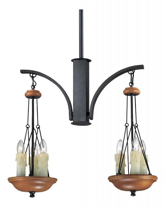 Подвесной светильник Odeon LightДеревянные<br>Артикул - OD_2768_6,Бренд - Odeon Light (Италия),Коллекция - Efa,Гарантия, месяцы - 24,Время изготовления, дней - 1,Длина, мм - 640,Ширина, мм - 220,Высота, мм - 1200,Тип лампы - компактная люминесцентная [КЛЛ] ИЛИнакаливания ИЛИсветодиодная [LED],Общее кол-во ламп - 6,Напряжение питания лампы, В - 220,Максимальная мощность лампы, Вт - 40,Лампы в комплекте - отсутствуют,Цвет арматуры - белый, орех, черный,Тип поверхности арматуры - матовый,Материал арматуры - дерево, металл,Возможность подлючения диммера - можно, если установить лампу накаливания,Форма и тип колбы - свеча ИЛИ свеча на ветру,Тип цоколя лампы - E14,Класс электробезопасности - I,Общая мощность, Вт - 240,Степень пылевлагозащиты, IP - 20,Диапазон рабочих температур - комнатная температура,Дополнительные параметры - стиль Кантри<br>