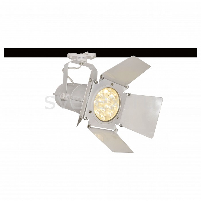 Фото Светильник на штанге Arte Lamp Track Lights A6312PL-1WH