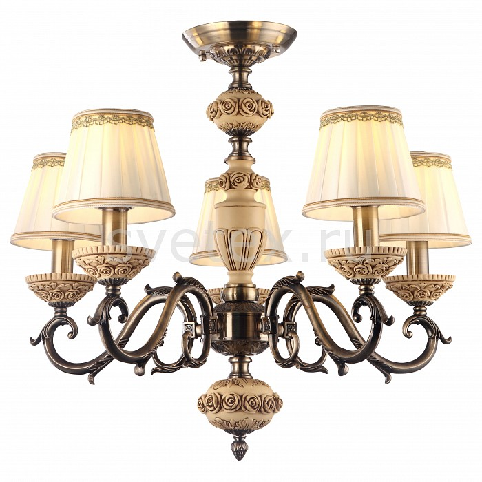 Фото Люстра на штанге Arte Lamp Cherish A9575PL-5AB