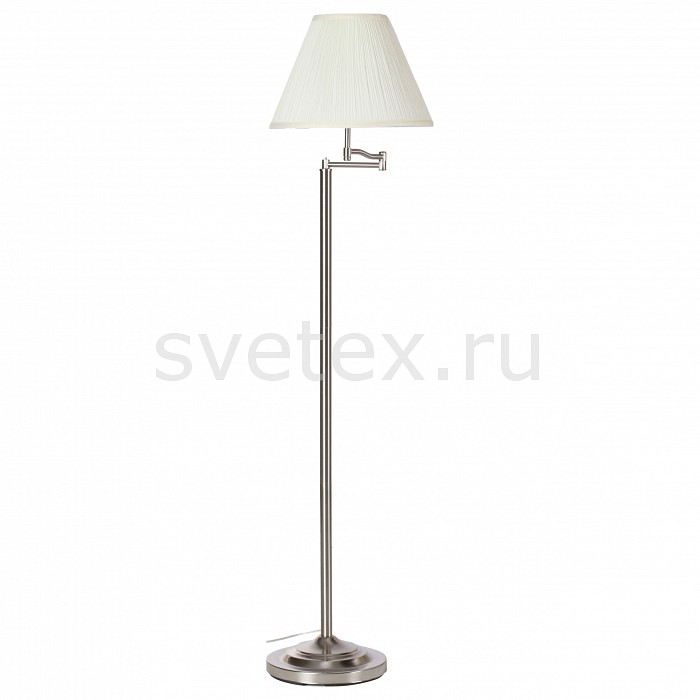 Фото Торшер Arte Lamp California A2872PN-1SS